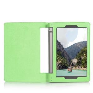 Pouzdro na tablet Lenovo Yoga Tab 3 8.0 - zelené - 3