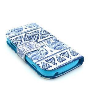 Safety pouzdro pro Samsung Galaxy S Duos/Trend Plus - sloni - 3