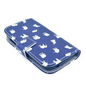 Safety pouzdro pro Samsung Galaxy S Duos/Trend Plus - sloníci - 3