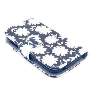 Safety pouzdro pro Samsung Galaxy S Duos/Trend Plus - kytičky - 3