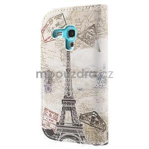 Pouzdro na mobil Samsung Galaxy S3 mini - Eiffelka - 3