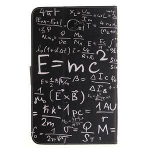 Closy PU kožené pouzdro na Samsung Galaxy Tab A 10.1 (2016) - vzorce - 3