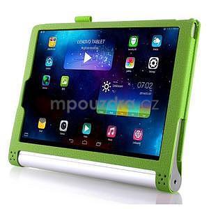 Ochranné pouzdro na Lenovo Yoga Tablet 2 10.1 - zelené - 3