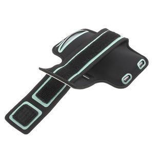 Fittsport pouzdro na ruku pro mobil do rozměrů 143.4 x 70,5 x 6,8 mm - bílé - 3