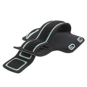 Fittsport pouzdro na ruku pro mobil do rozměrů 143.4 x 70,5 x 6,8 mm - šedé - 3