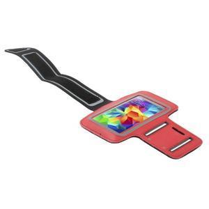Run běžecké pouzdro na mobil do velikosti 131 x 65 mm - červené - 3