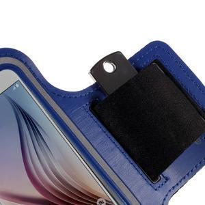 Gyms pouzdro na běhání pro mobily do 143 x 70 mm - tmavě modré - 3