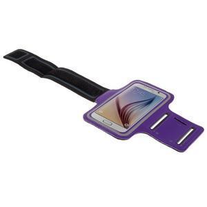 Gyms pouzdro na běhání pro mobily do 143 x 70 mm - fialové - 3