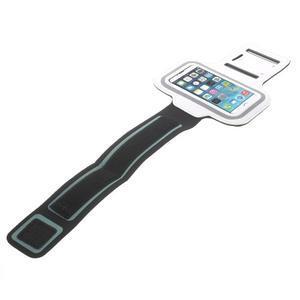 Jogy běžecké pouzdro na mobil do 125 x 60 mm - bílé - 3