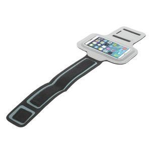 Jogy běžecké pouzdro na mobil do 125 x 60 mm - šedé - 3