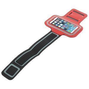 Jogy běžecké pouzdro na mobil do 125 x 60 mm - červené - 3