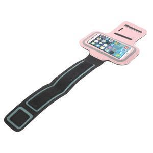 Jogy běžecké pouzdro na mobil do 125 x 60 mm - růžové - 3