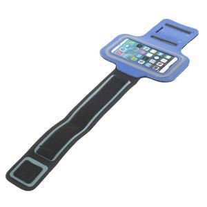 Jogy běžecké pouzdro na mobil do 125 x 60 mm - modré - 3