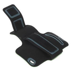 Gymfit sportovní pouzdro pro telefon do 125 x 60 mm - zelené - 3