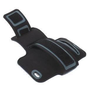 Gymfit sportovní pouzdro pro telefon do 125 x 60 mm - tmavě modré - 3