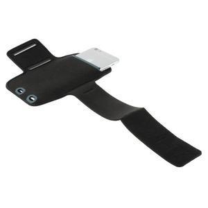 Soft pouzdro na mobil vhodné pro telefony do 160 x 85 mm - červené - 3