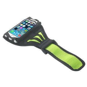 Absorb sportovní pouzdro na telefon do velikosti 125 x 60 mm - zelené - 3