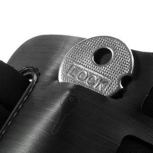 Sports Gym pouzdo na ruku pro velikost mobilu až 140 x 70 mm - černé - 3