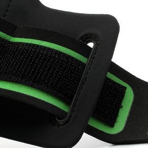 Sports Gym pouzdo na ruku pro velikost mobilu až 140 x 70 mm - zelené - 3
