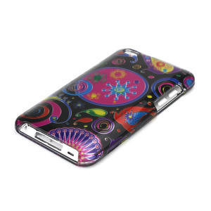 Plastové pouzdro na iPod Touch 4 - barevné vzory - 3