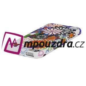 Plastové pouzdro na iPod Touch 5 - květy - 3