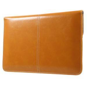 Business univerzální pouzdro na tablet do rozměru 226 x 149 mm - oranžové - 3