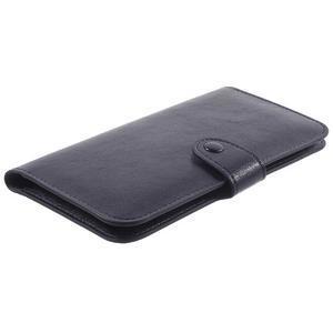 Univerzální pouzdro na mobil do 175 x 80 x 10 mm - tmavěmodré - 3