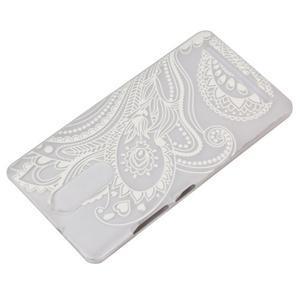 Plastový obal na mobil Lenovo K5 Note - henna - 4