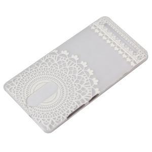 Plastový obal na mobil Lenovo K5 Note - krajky - 4