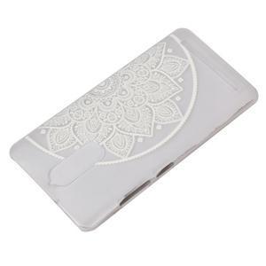 Plastový obal na mobil Lenovo K5 Note - krajka I - 4