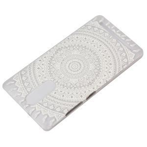 Plastový obal na mobil Lenovo K5 Note - mandala - 4