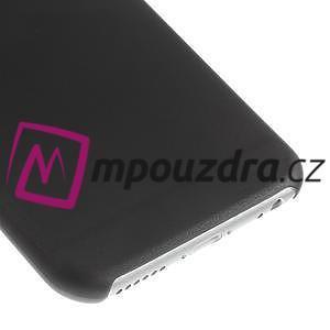 Ultra slim 0.3 mm plastové pouzdro na iPhone 6, 4.7  - černé - 4