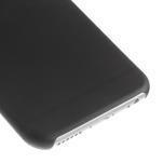 Ultra slim 0.3 mm plastové pouzdro na iPhone 6, 4.7  - černé - 4/5