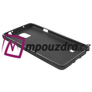 Gelové pouzdro na Samsung Galaxy Note 4- černé - 4