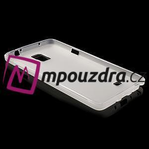 Gelové pouzdro na Samsung Galaxy Note 4- transparentní - 4