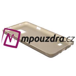 Gelové pouzdro na Samsung Galaxy Note 4- šedé - 4