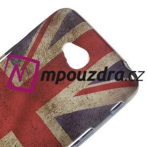 Gelové pouzdro na LG L65 D280 - UK vlajka - 4