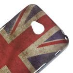 Gelové pouzdro na LG L65 D280 - UK vlajka - 4/5