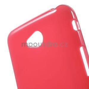 Gelové pouzdro na LG L65 D280 - růžové - 4