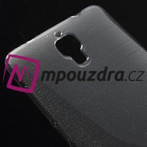 Gelové Cover pouzdro na Xiaomi Mi4- černé - 4