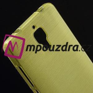 Gelové Cover pouzdro na Xiaomi Mi4- zelené - 4