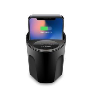 X5Car bezdrátová autonabíječka pro rychlonabíjení - 4