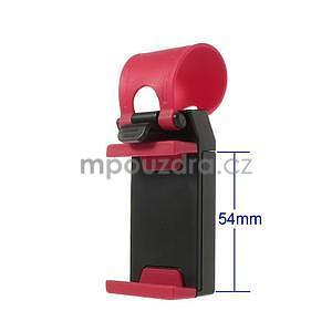 Univerzální držák mobilu na volant - 4
