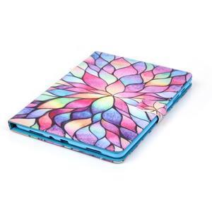 Emotive pouzdro na tablet Samsung Galaxy Tab A 9.7 - malované květy - 4