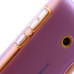 Gelové S-line pouzdro na Nokia Lumia 520- fialové - 4/5