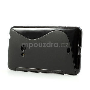 Gelové S-line pouzdro pro Nokia Lumia 625- černé - 4