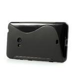 Gelové S-line pouzdro pro Nokia Lumia 625- černé - 4/6