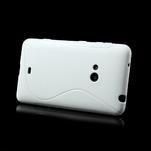 Gelové S-line pouzdro pro Nokia Lumia 625- bílé - 4/7