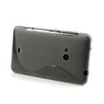 Gelové S-line pouzdro pro Nokia Lumia 625- šedé - 4/5