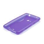 Gelové S-line pouzdro pro Nokia Lumia 625- fialové - 4/6